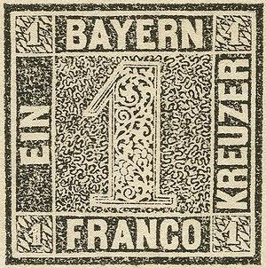 Bayern 1, Feld 33 aus D-Bogen nach Vogel